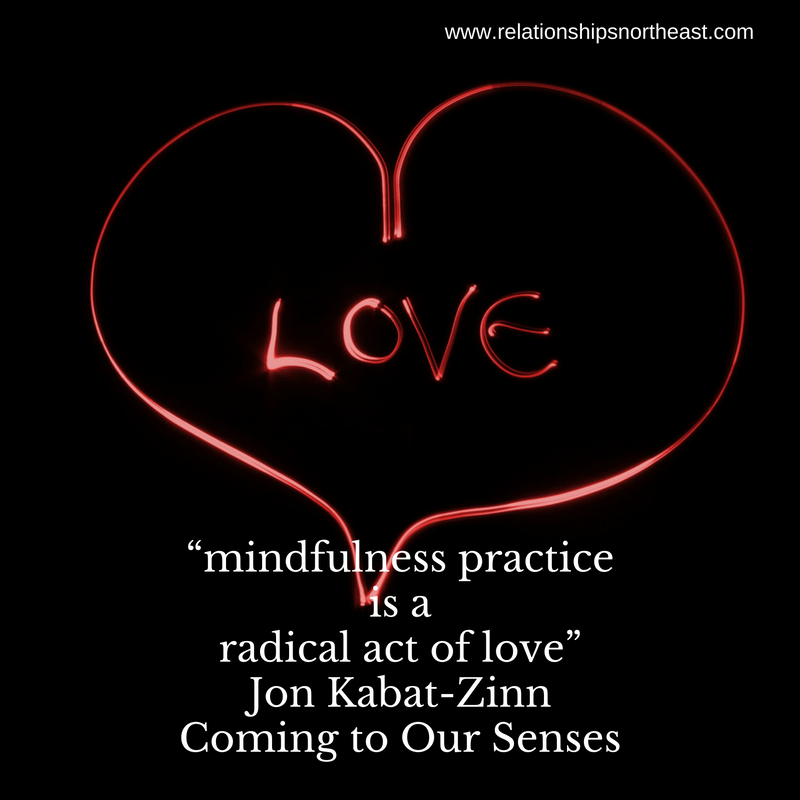mindfulness and the couple